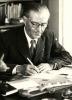 Deux lettres tapuscrites signées.. GRASSET Bernard - BOSCO Henri.