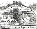 Histoire de la chapelle ou sanctuaire de Notre-Dame de Lure dans la paroisse de Saint-Étienne ( les-Orgues ), diocèse de Digne ( Basses-Alpes ). ...