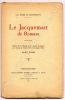 Histoire de Romans. Deux volumes + un.. ( DAUPHINÉ ) THOMÉ de MAISONNEUVE Paul.