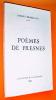 Poèmes de Fresnes.. BRASILLACH Robert