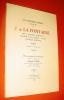 LES DERNIÈRES POÉSIES RETROUVÉES DE J. DE LA FONTAINE. Ode à Monsieur Despréaux. La poésie et la musique. Satire. Cantiques spirituels - 1695 - ...