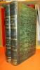 Oeuvres complètes de Buffon : Histoire naturelle - oiseaux (2 vol.), avec les supplemens augmentées de la classification de G. Cuvier accompagnées de ...