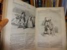 La mosaïque de l'Ouest (Tomes 1 - 2) : Première année. 1844-1845. Deuxième année. 1845-1846.. SOUVESTRE Emile (sous la direction de)