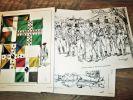 Les troupes corses et l'Histoire militaire de la Corse.. CARNET DE LA SABRETACHE n° 20 (uniformes militaires)