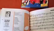 LOT DE 3 BROCHURES : Les plus belles chansons sur la France - Les plus belles chansons de la Libération - Les plus belles chansons d'amour.. Collectif