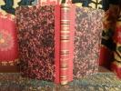 Odes Funambulesques, précédée d'une lettre de Victor Hugo, de stances par Auguste Vacquerie et d'une lettre à Théodore de Banville sur l'auteur des ...