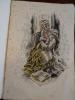 Le Carrosse du Saint-Sacrement, Saynète. Eaux-fortes originales de Jean Traynier.. Mérimée, Prosper