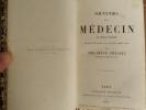 Souvenirs d'un médecin (de Samuel Warren). Précédés d'une lettre à M. le docteur Amédée Pichot.. Chasles, Philarète.