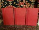 Oeuvres P.L. Courier, publiées en trois volumes et précédées d'une préface par F. Sarcey.. Courier, Paul-Louis.