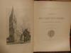 L'Abbaye de Beaulieu-les-Cloches et quelques monuments de sa dépendance. Mémoire de la Société Archéologique de Touraine 2e série Tome 2.. Hardion, ...