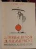 La Troisième Jeunesse de Madame Prune, Illustrations de Sylvain Sauvage :. Loti Pierre