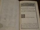 Tablettes dramatiques contenant L'Abrégé de l'Histoire du Théâtre François, L' Etablissement Des Théâtres à Paris, Un Dictionnaire des Pièces, Et ...