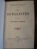 Les duellistes. Préface de Jules Claretie.. Grave Théodore de.