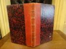 Livre du laboratoire des Industries du Cuir. Méthodes d'analyses et de recherches. Traduction de Madame Brocchi.. Procter, H.R.
