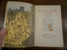 Oeuvres. Illustrations de Dubout.. Villon, François.
