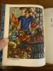 Les oeuvres de Françoys Villon. texte établi par Auguste Longnon, revue et publié par Lucien Foulet. Préface de Ad. Van Bever.. Villon, François.