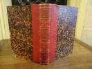 Lecture pour tous pou extraits des oeuvres générales de Lamartine, choisis, destinés et publiés par lui-même à l'usage de toutes les familles, de tous ...