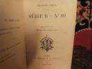 Série B - n°89. Illustrations de Myrbach, Galice, Lunel, Stein.. Price, Georges.