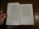 Les Confidences.. Lamartine, Alphonse de.