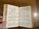 Compendiara Graecae Grammatices Institutio in usum seminari patavini. [Abrégé de grammaire grec utilisé au séminaire de Padoue].