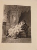 Les Demoiselles de Liré illustré en collaboration par Charles Delort et Maurice Leloir . Perret, Paul