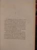 Dernières chansons, poésies posthumes, Avec une préface de Gustave Flaubert . Bouilhet, Louis