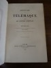 Aventures de Télémaque suivies des Aventures d'Aristonoüs et précédées d'une notice biographique et littéraire par M. Villemain.. Fénélon.