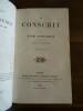 Le Conscrit. Traduction de Léon Wocquier.. Conscience, Henri.