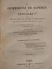 La Conférence de Londres et Guillaume 1er ou de l'influence du système de persévérance sur l'état financier du royaume des Pays-Bas. Pour servir de ...