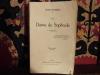 La danse de Sophocle poèmes.. Cocteau, Jean.