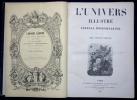 L'Univers illustré, journal hebdomadaire,1860, année complète du N°86 ( 5 janvier 1860) au N° 137 (27  décembre 1861)..