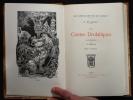 Les Contes Drolatiques (3 tomes). BALZAC Honoré de -