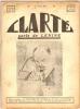CLARTE (revue bi-mensuelle puis mensuelle), N°58 (1er mai 1924). BARBUSSE et collectif