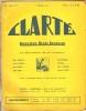 CLARTE (revue bi-mensuelle puis mensuelle), N°2 nouvelle  série (3 décembre 1921). BARBUSSE et collectif