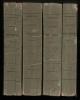 HISTOIRE DES ETATS GENERAUX,CONSIDERES AU POINT DE VUE DE LEUR INFLUENCE SUR LE GOUVERNEMENT DE LA FRANCE DE 1355 A 1614 (4 volumes, complet).. PICOT ...