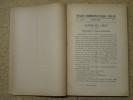 Revue Homéopathique Belge : 1889 (du N°1 d'avril au N°9 de décembre).. COLLECTIF