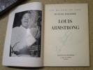 Louis Armstrong.. PANASSIE Hugues