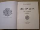 Les Savaron en Auvergne et Lyonnais.. DE JERPHANION Frank / DE JERPHANION Guillaume