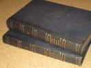 Souvenirs des voyages de monseigneur le Duc de Bordeaux en Italie, en Allemagne et dans les états de l'Autriche (2 volumes).. DE LOCMARIA (Comte)