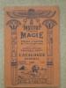INSTITUT INTERNATIONAL DE MAGIE : fabrique d'appareils de prestidigitation. Directeur-propriétaire Dickmann-Minalono. Catalogue général..
