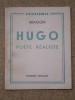 Hugo, poète réaliste.. ARAGON Louis