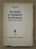 Servitude et grandeur des Français : scènes des années terribles.. ARAGON Louis