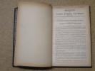 Bulletin de la Société d'Etudes Psychiques de Lyon. Années 1921 et 1922..