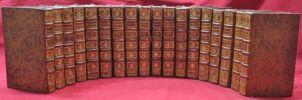 Histoire Naturelle des Oiseaux (18 volumes). . BUFFON, Georges-Louis Leclerc, comte de Buffon.