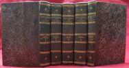 Bibliothèque portative des voyages, traduit de l'anglais par MM. HENRY et BRETON. Voyage de Bruce (5 volumes). BRUCE, James - HENRY - BRETON.