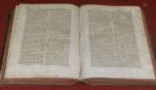 Encyclopédie, ou Dictionnaire raisonné des Arts et des Métiers, par une Société de Gens de Lettres, mis en ordre & publié par M. Diderot, & quant à la ...