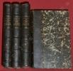 De la Justice dans la Révolution et dans l'Eglise. Essais d'une philosophie populaire (6 volumes).. PROUDHON, Pierre-Joseph.