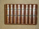 Almanach des gourmands (8 volumes)..