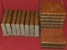 Collection complète des Oeuvres de J.J. Rousseau (17 volumes).. ROUSSEAU, Jean-Jacques.