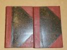 Les contes drolatiques (2 volumes).. DE BALZAC Honoré